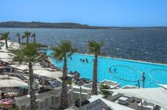 Malta, Coastline view  Royalty Free Stock Images