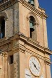 Malta, de schilderachtige stad van Valletta Royalty-vrije Stock Foto's