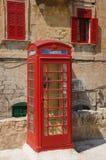 Malta, de schilderachtige stad van Valletta Stock Afbeelding