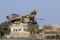 Malta, December 14, 2007: Saudi Tornado. Stock Image