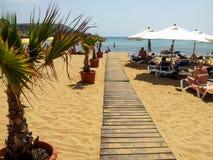Malta di estate fotografia stock