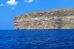 Malta, Dingli Cliffs Royalty Free Stock Photos