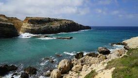 malta Dorf Popeye Lizenzfreies Stockbild