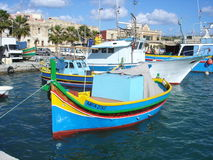 Free Malta Fishing Village Stock Photos - 4632873