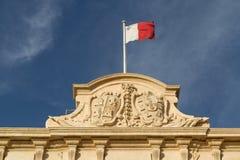 Malta Flag Stock Image