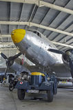 Malta flygmuseum Royaltyfria Bilder