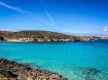 Malta Gozo Arkivbild