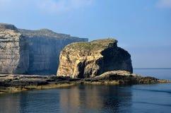 Malta Gozo Arkivfoto