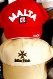 Malta-Hüte lizenzfreie stockbilder