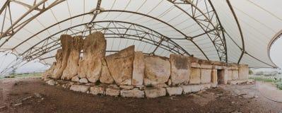 Malta, Hagar Quim Temple Royalty Free Stock Image