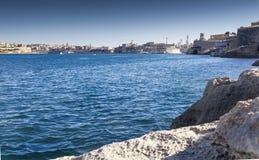Malta  harbor Royalty Free Stock Photos