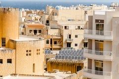 Malta hot summer. Hot summer in the city of Malta island Stock Images