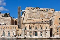Malta - La Valeta Foto de archivo libre de regalías