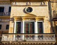 Malta - La Valletta Immagine Stock
