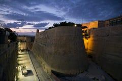 Malta La Valletta 14 Fotografie Stock Libere da Diritti