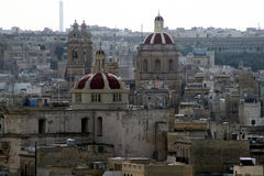 Malta landmark Stock Image
