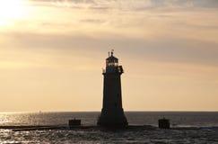 Malta-Leuchtturm Lizenzfreies Stockbild