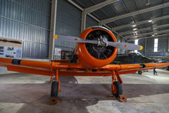 Malta-Luftfahrt-Museum stockbilder