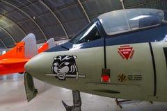 Malta-Luftfahrt-Museum lizenzfreies stockfoto