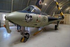 Malta-Luftfahrt-Museum lizenzfreies stockbild