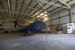 Malta-Luftfahrt-Museum stockfotografie