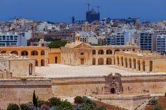Malta. Manoel Island. Stock Photo