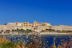 Malta. Manoel Island. Royalty Free Stock Photography