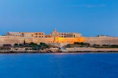 Malta. Manoel Island. Royalty Free Stock Images