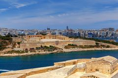 Malta. Manoel Island. Royalty Free Stock Image