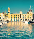 Malta Maritime Museum in Vittoriosa Stock Photo