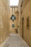 Malta Mdina 5 Immagine Stock