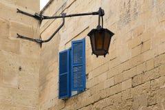 Malta Mdina 6 Immagine Stock Libera da Diritti