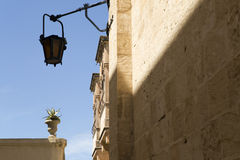 Malta Mdina 1 Immagine Stock Libera da Diritti
