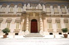 Malta mdina casa testaferrata palace royalty free stock image