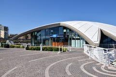 Malta National Aquarium. Building in summer Royalty Free Stock Photos