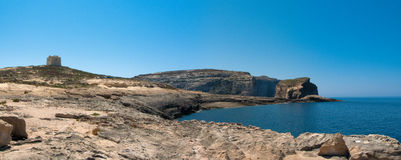 Malta Panorama Royalty Free Stock Photo