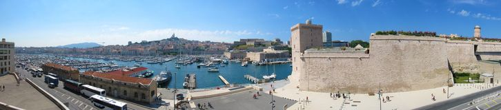 Malta panorama Royalty Free Stock Image