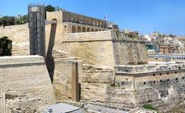 Malta panorama. Panorama of city of Valletta, Malta Stock Photography