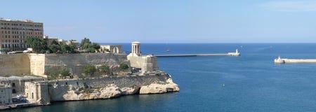 Malta panorama Royalty Free Stock Photo