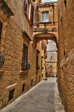 Malta, the picturesque city of Valetta. Republic of Malta, the picturesque city of Valetta Royalty Free Stock Images