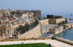 Malta, the picturesque city of Valetta. Republic of Malta, the picturesque city of Valetta Royalty Free Stock Image