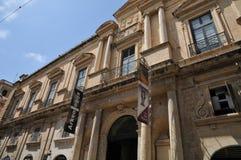 Malta, the picturesque city of Valetta. Republic of Malta, the picturesque city of Valetta Stock Image