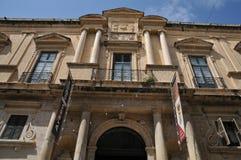 Malta, the picturesque city of Valetta. Republic of Malta, the picturesque city of Valetta Royalty Free Stock Photo