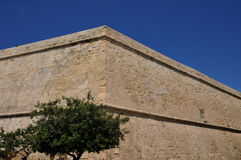 Malta, the picturesque city of Valetta. Republic of Malta, the picturesque city of Valetta Stock Photos