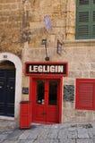 Malta, the picturesque city of Valetta. Republic of Malta, the picturesque city of Valetta Stock Images