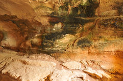 Malta, the picturesque Ghar Dalam cae in Birzebbuga Stock Image