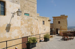 Malta, the picturesque island of Gozo Stock Images