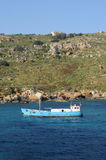 Malta, the picturesque island of Gozo Stock Photography