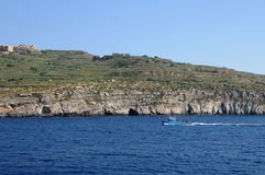 Malta, the picturesque island of Gozo Royalty Free Stock Images