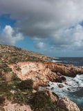 Malta road Stock Image